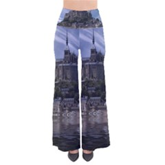 Mont Saint Michel France Normandy Pants