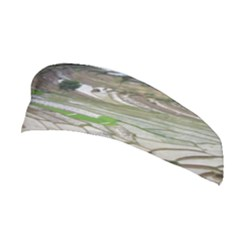 Rice Fields Terraced Terrace Stretchable Headband