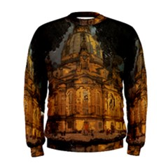 Dresden Frauenkirche Church Saxony Men s Sweatshirt