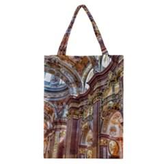 Baroque Church Collegiate Church Classic Tote Bag