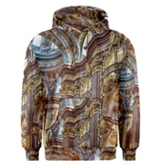 Baroque Church Collegiate Church Men s Pullover Hoodie