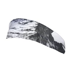 Matterhorn Switzerland Mountain Stretchable Headband