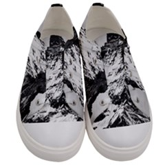 Matterhorn Switzerland Mountain Men s Low Top Canvas Sneakers