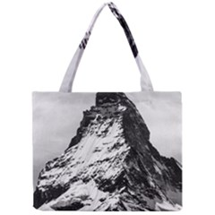 Matterhorn Switzerland Mountain Mini Tote Bag