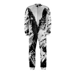 Matterhorn Switzerland Mountain Onepiece Jumpsuit (kids)