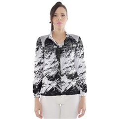 Matterhorn Switzerland Mountain Wind Breaker (women)