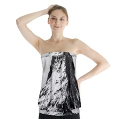 Matterhorn Switzerland Mountain Strapless Top