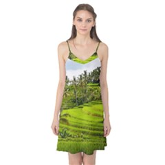 Rice Terrace Terraces Camis Nightgown