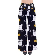Cute Mouse Pattern Pants by Valentinaart