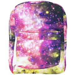 Space Colors Full Print Backpack by ValentinaDesign