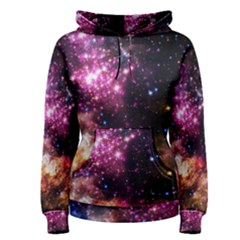 Space Colors Women s Pullover Hoodie