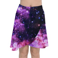 Space Colors Chiffon Wrap