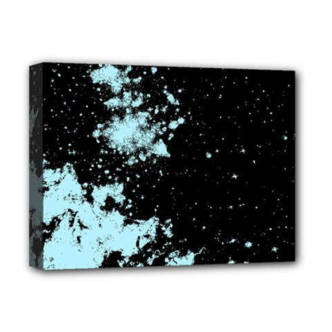Space Colors Deluxe Canvas 16  X 12   by ValentinaDesign