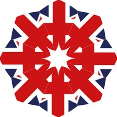 Uk Flag United Kingdom Folding Umbrellas