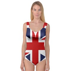 Uk Flag United Kingdom Princess Tank Leotard