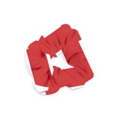 Uk Flag United Kingdom Velvet Scrunchie
