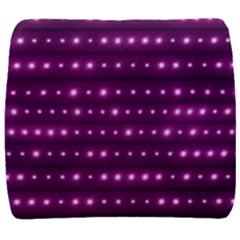 Galaxy Stripes Pattern Back Support Cushion by dflcprints