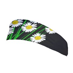 Bouquet Geese Flower Plant Blossom Stretchable Headband