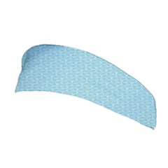 Blue Pattern Background Texture Stretchable Headband