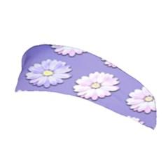 Daisy Flowers Wild Flowers Bloom Stretchable Headband