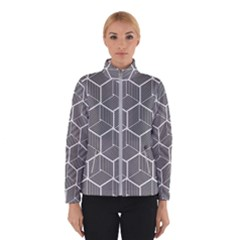 Cube Pattern Cube Seamless Repeat Winterwear