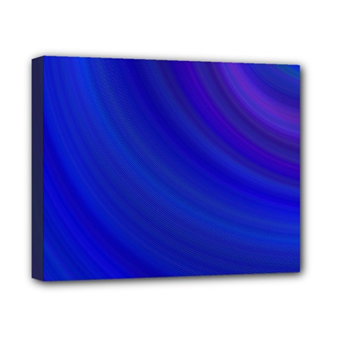 Blue Background Abstract Blue Canvas 10  X 8  by Nexatart
