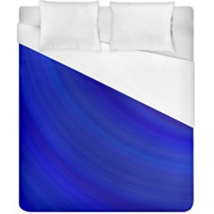 Blue Background Abstract Blue Duvet Cover (california King Size) by Nexatart