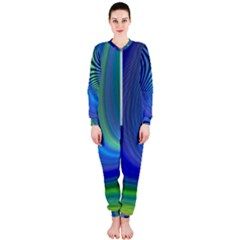 Space Design Abstract Sky Storm Onepiece Jumpsuit (ladies)