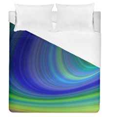 Space Design Abstract Sky Storm Duvet Cover (queen Size)