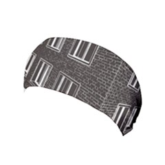 Graphics House Brick Brick Wall Yoga Headband