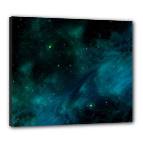 Space All Universe Cosmos Galaxy Canvas 24  X 20