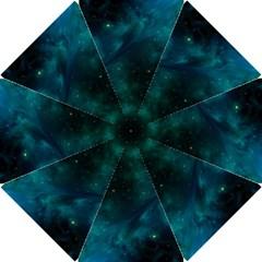 Space All Universe Cosmos Galaxy Hook Handle Umbrellas (small)