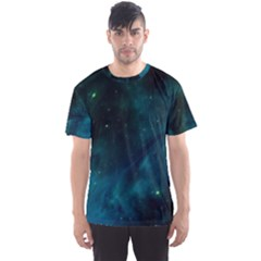 Space All Universe Cosmos Galaxy Men s Sports Mesh Tee