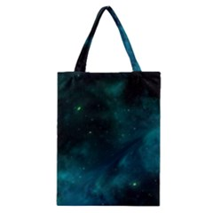 Space All Universe Cosmos Galaxy Classic Tote Bag by Nexatart