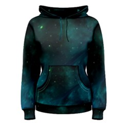 Space All Universe Cosmos Galaxy Women s Pullover Hoodie