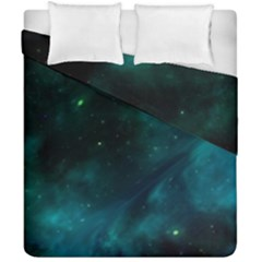 Space All Universe Cosmos Galaxy Duvet Cover Double Side (california King Size)