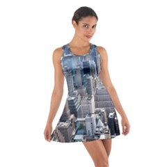 Manhattan New York City Cotton Racerback Dress