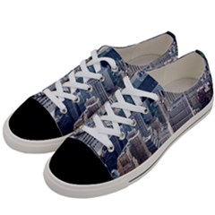 Manhattan New York City Women s Low Top Canvas Sneakers by Nexatart