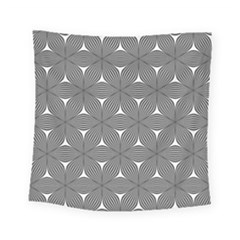 Seamless Weave Ribbon Hexagonal Square Tapestry (small)