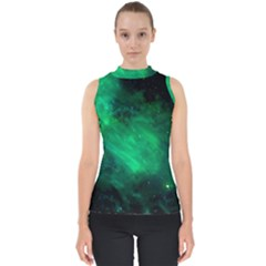 Green Space All Universe Cosmos Galaxy Shell Top by Nexatart