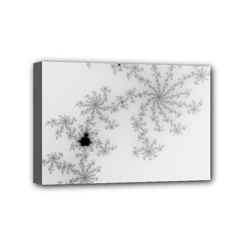 Mandelbrot Apple Males Mathematics Mini Canvas 6  X 4
