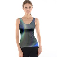 Gloom Background Abstract Dim Tank Top by Nexatart