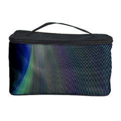 Gloom Background Abstract Dim Cosmetic Storage Case
