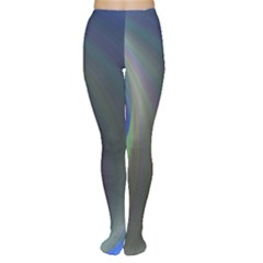 Gloom Background Abstract Dim Women s Tights by Nexatart