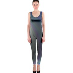 Gloom Background Abstract Dim Onepiece Catsuit