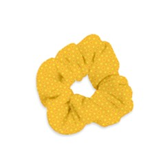 Texture Background Pattern Velvet Scrunchie
