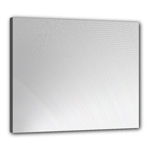 White Background Abstract Light Canvas 24  X 20  by Nexatart