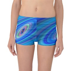 Oval Ellipse Fractal Galaxy Boyleg Bikini Bottoms