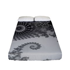 Apple Males Mandelbrot Abstract Fitted Sheet (full/ Double Size)