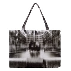 Black And White Hdr Spreebogen Medium Tote Bag